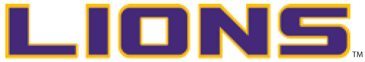 North Alabama Lions Logo Wordmark Logo (2000-Pres) -  SportsLogos.Net
