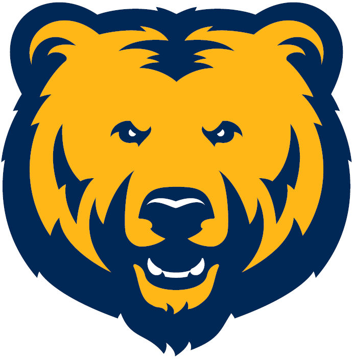 Northern Colorado Bears Primary Logo - NCAA Division I (n-r) (NCAA n-r ...