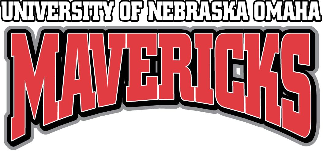 Nebraska-Omaha Mavericks Logo Wordmark Logo (1997-2003) -  SportsLogos.Net