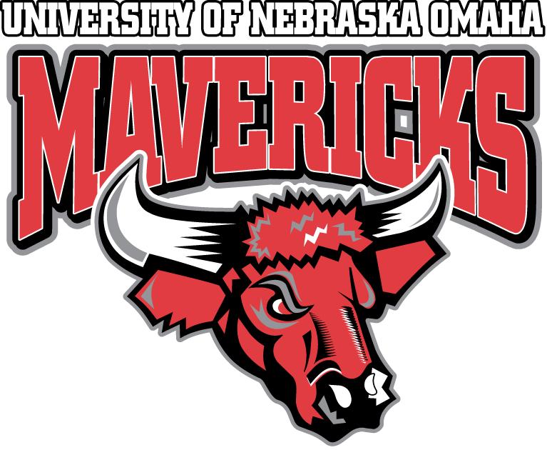 Nebraska-Omaha Mavericks Logo Primary Logo (1997-2003) -  SportsLogos.Net