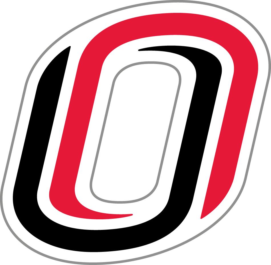 Nebraska-Omaha  Mavericks Logo Primary Logo (2011-Pres) -  SportsLogos.Net