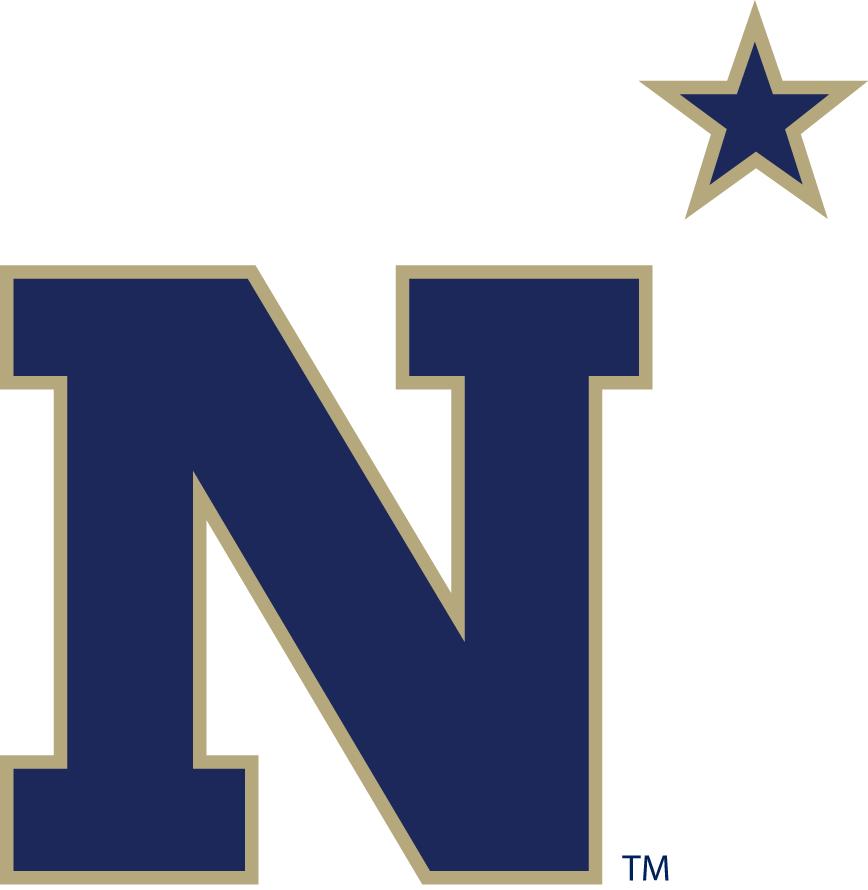 Navy Midshipmen Logo Alternate Logo (1998-Pres) -  SportsLogos.Net