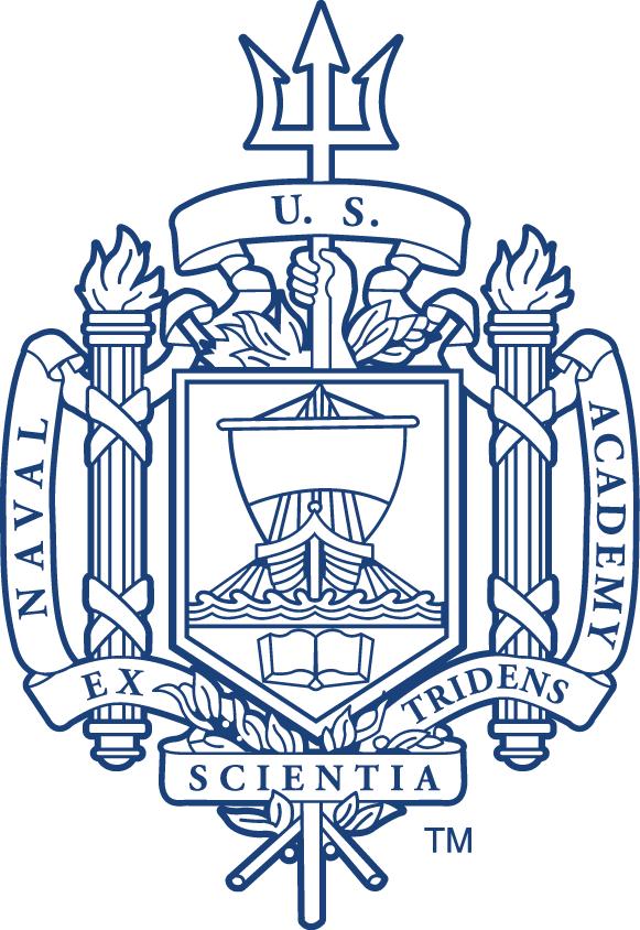 Navy Midshipmen Logo Alternate Logo (2000-Pres) - United States Naval Academy seal SportsLogos.Net