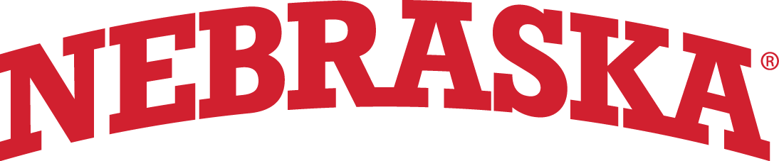 Nebraska Cornhuskers Logo Wordmark Logo (2012-2015) -  SportsLogos.Net