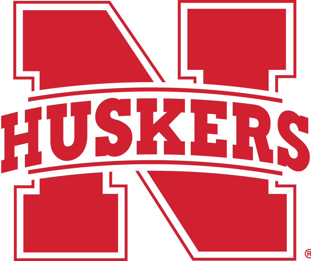 Nebraska Cornhuskers Logo Secondary Logo (2012-2015) -  SportsLogos.Net