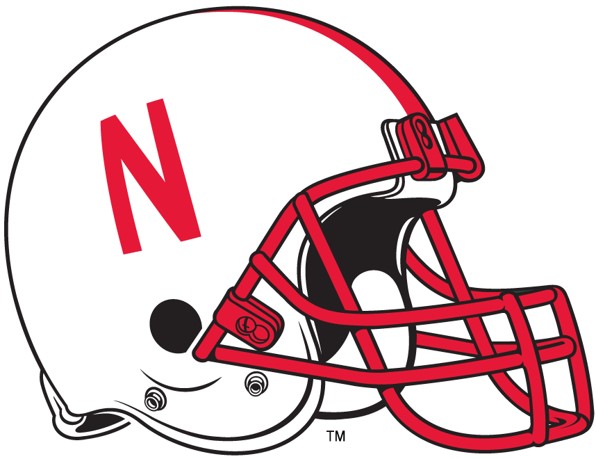 Nebraska Cornhuskers Helmet Helmet (1970-Pres) -  SportsLogos.Net