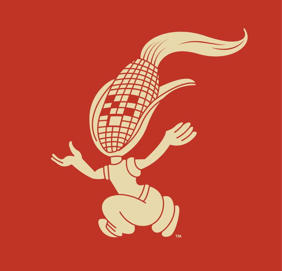 Nebraska Cornhuskers Logo Mascot Logo (1936-1952) -  SportsLogos.Net