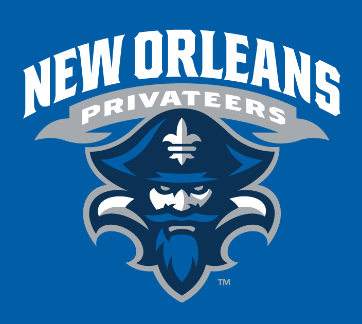 New Orleans Privateers Logo Alternate Logo (2013-Pres) -  SportsLogos.Net