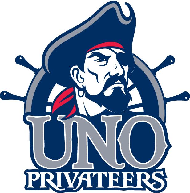 New Orleans Privateers Logo Secondary Logo (2011-2012) -  SportsLogos.Net