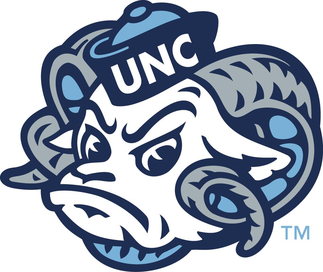 North Carolina Tar Heels Logo Secondary Logo (2015-Pres) -  SportsLogos.Net