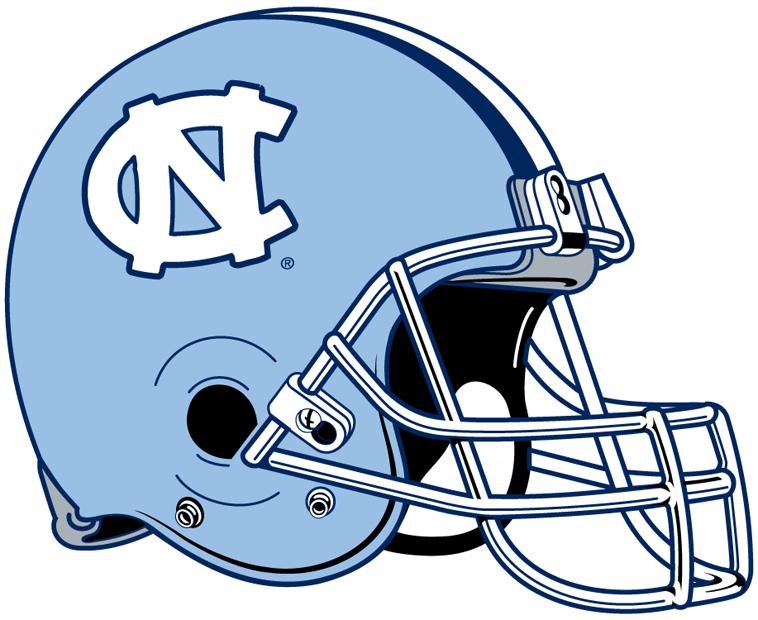 North Carolina Tar Heels Helmet Helmet (1999-Pres) -  SportsLogos.Net
