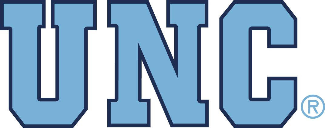 North Carolina Tar Heels Logo Wordmark Logo (2015-Pres) -  SportsLogos.Net