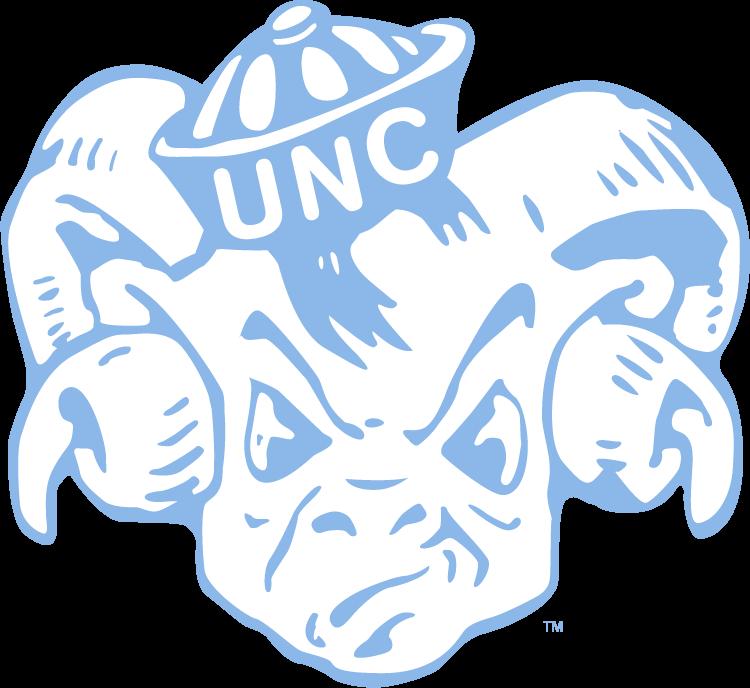 North Carolina Tar Heels Logo Alternate Logo (1954-1967) -  SportsLogos.Net