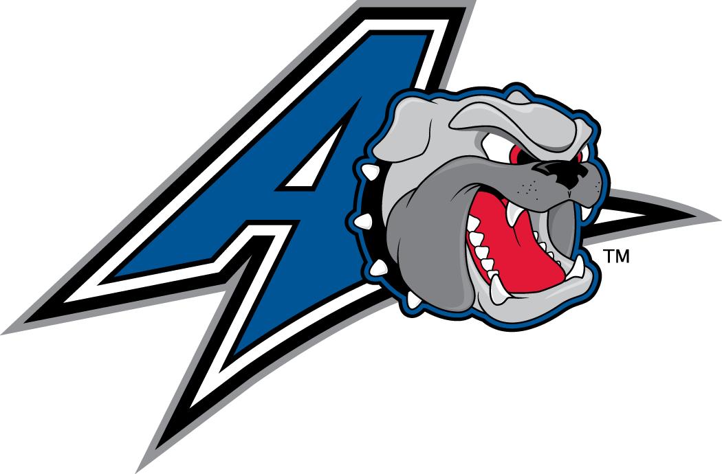 North Carolina/Asheville Bulldogs Logo Primary Logo (2006-Pres) -  SportsLogos.Net