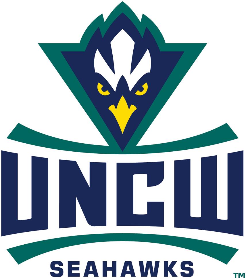 NC-Wilmington Seahawks Logo Primary Logo (2015-Pres) -  SportsLogos.Net