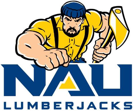 Northern Arizona Lumberjacks Logo Primary Logo (2014-Pres) -  SportsLogos.Net