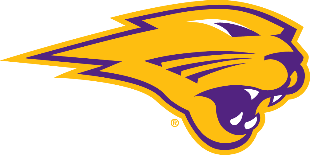 Northern Iowa Panthers Secondary Logo - NCAA Division I (n ...