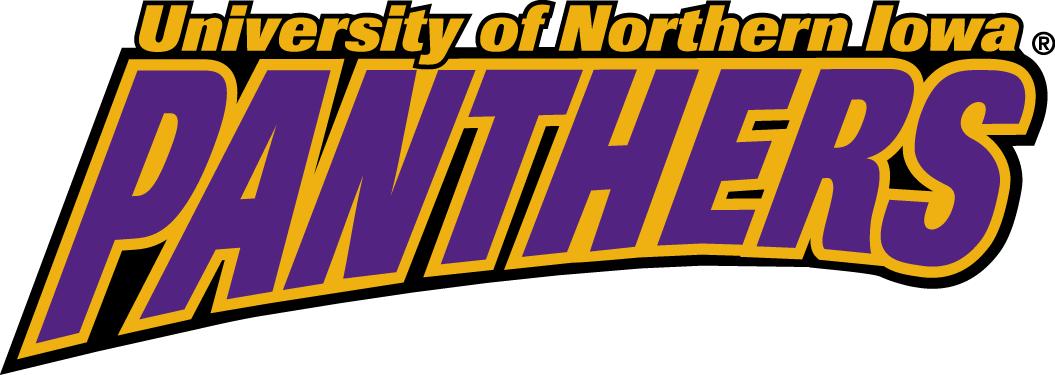 Northern Iowa Panthers Logo Wordmark Logo (2002-2014) -  SportsLogos.Net