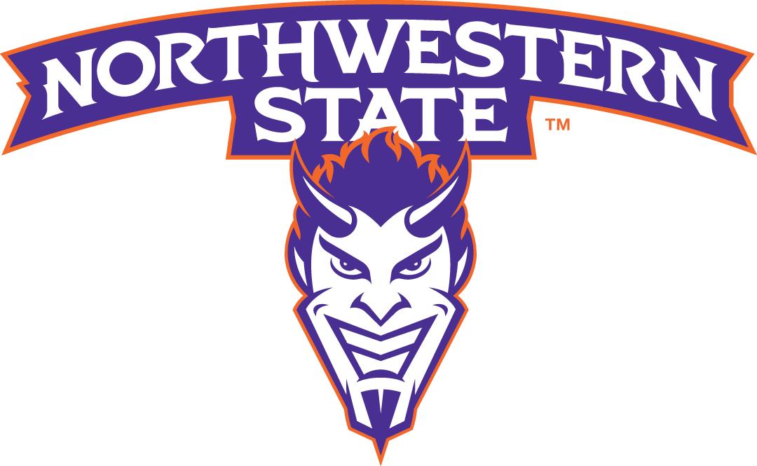 Northwestern State Demons Logo Secondary Logo (2008-Pres) -  SportsLogos.Net