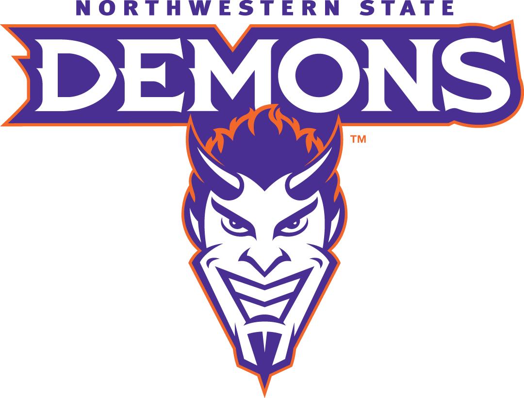 Northwestern State Demons Logo Alternate Logo (2008-Pres) -  SportsLogos.Net