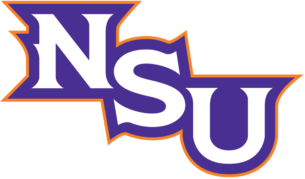 Northwestern State Demons Logo Wordmark Logo (2008-2013) -  SportsLogos.Net