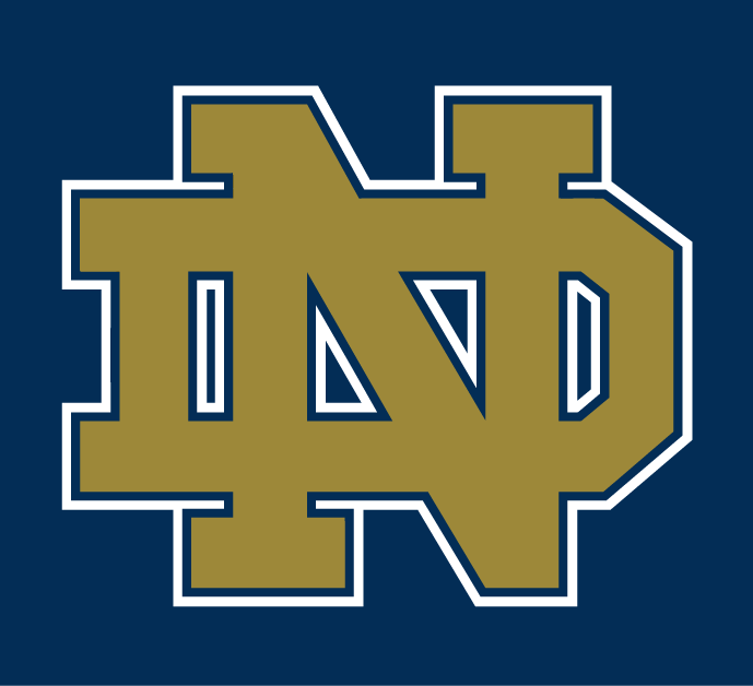 Notre Dame Fighting Irish Logo Alternate Logo (1994-Pres) -  SportsLogos.Net