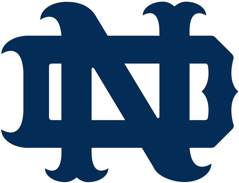 Notre Dame Fighting Irish Alternate Logo - NCAA Division I ...