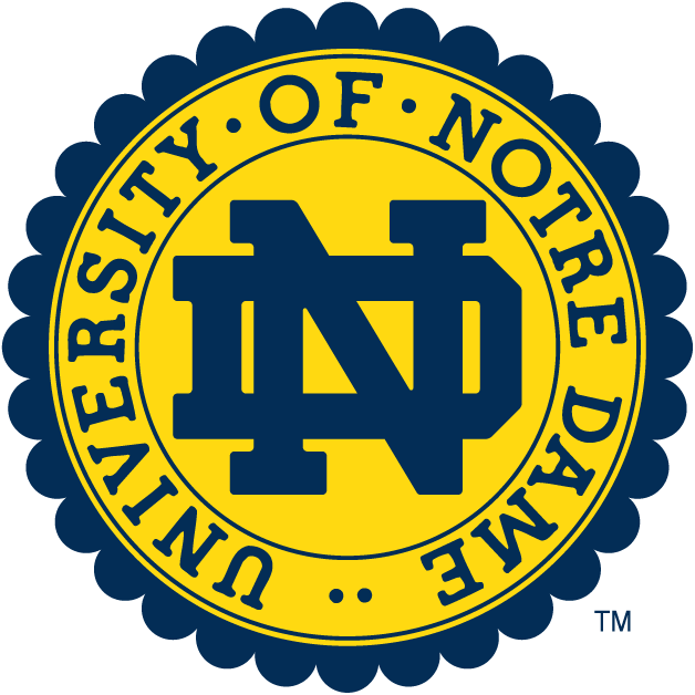 Notre Dame Fighting Irish Alternate Logo Ncaa Division I N R