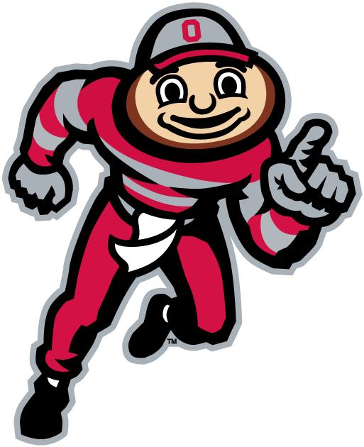 Ohio State Buckeyes Logo Mascot Logo (2003-Pres) -  SportsLogos.Net