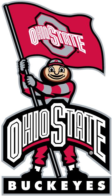 Ohio State Buckeyes Logo Mascot Logo (2003-2012) -  SportsLogos.Net