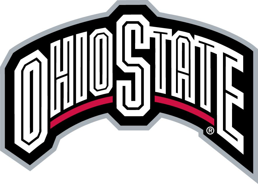 Ohio State Buckeyes Logo Wordmark Logo (2003-2012) -  SportsLogos.Net