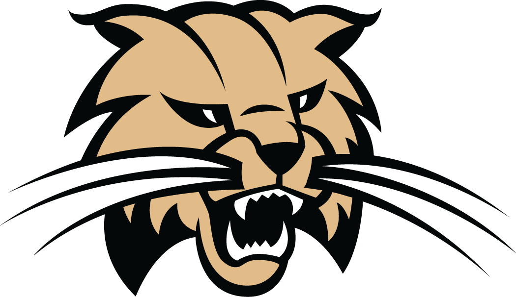 Ohio Bobcats Logo Alternate Logo (1999-Pres) - Gowling Bobcats head SportsLogos.Net