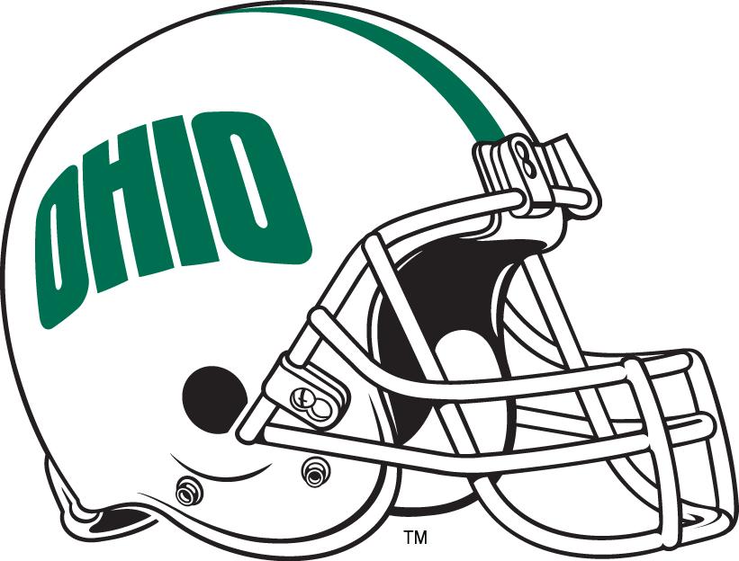 Ohio Bobcats Helmet Helmet (1999-Pres) -  SportsLogos.Net