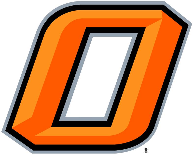 Oklahoma State Cowboys Alternate Logo Ncaa Division I N R