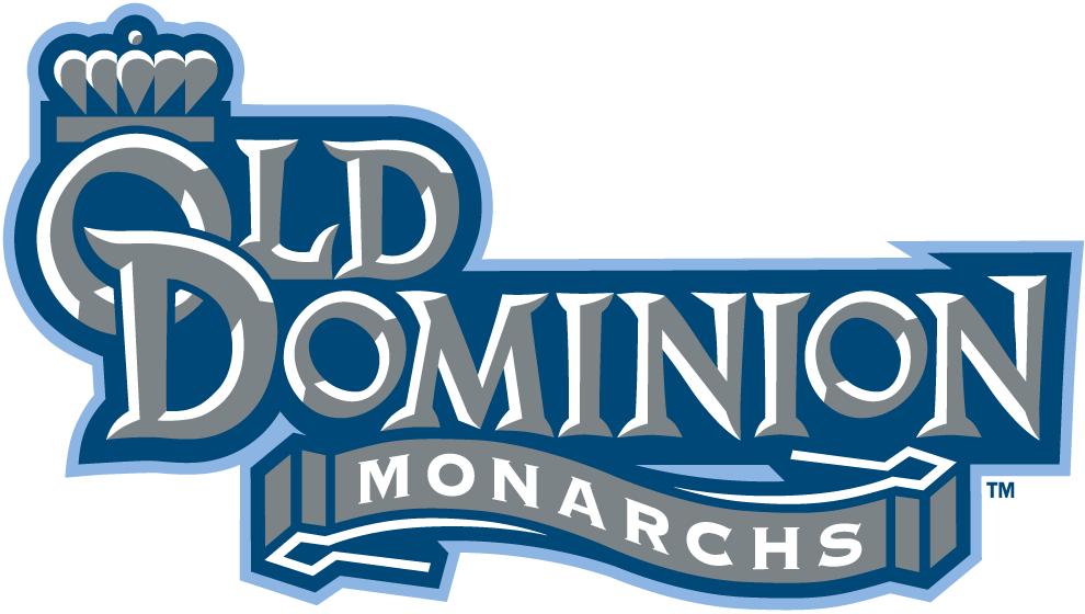 Old Dominion Monarchs Logo Wordmark Logo (2003-Pres) -  SportsLogos.Net
