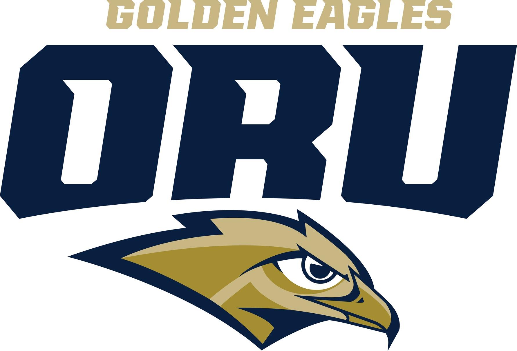 Oral Roberts Golden Eagles Logo Primary Logo (2017-Pres) -  SportsLogos.Net
