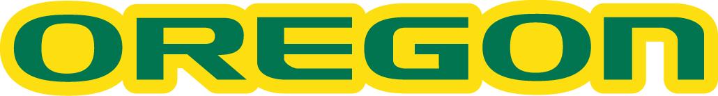 Oregon Ducks Logo Wordmark Logo (1999-Pres) -  SportsLogos.Net