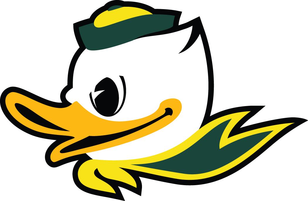 Oregon Ducks Logo Alternate Logo (2013-Pres) -  SportsLogos.Net