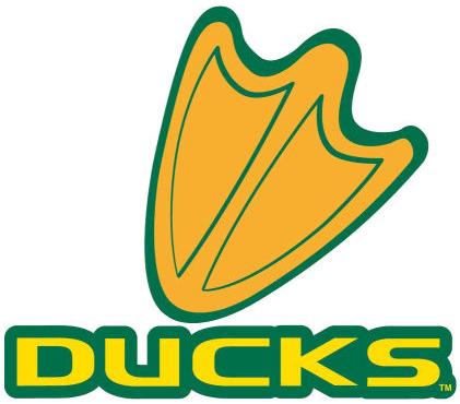 Oregon Ducks Logo Alternate Logo (2007-Pres) -  SportsLogos.Net