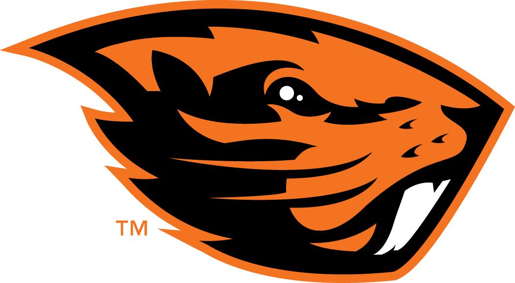 Oregon State Beavers Logo Primary Logo (2013-Pres) -  SportsLogos.Net