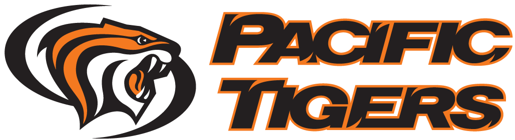 Pacific Tigers Logo Alternate Logo (1998-Pres) -  SportsLogos.Net