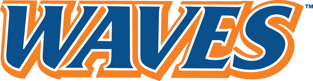 Pepperdine Waves Logo Wordmark Logo (2004-Pres) -  SportsLogos.Net