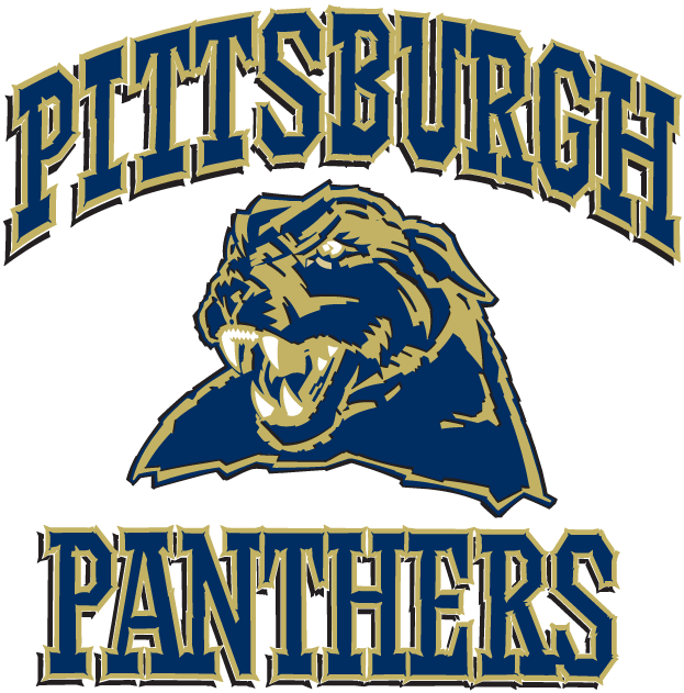 Pittsburgh Panthers Alternate Logo - NCAA Division I (n-r) (NCAA n-r) -  Chris Creamer's Sports Logos Page - SportsLogos.Net