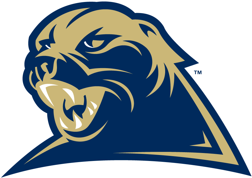Pittsburgh Panthers Alternate Logo - NCAA Division I (n-r) (NCAA n-r ...