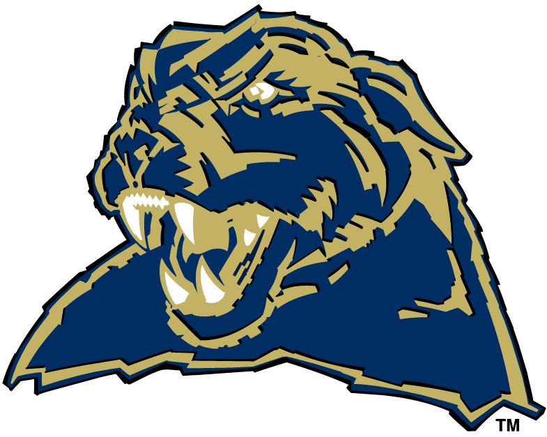 Pittsburgh Panthers Logo Alternate Logo (1997-2015) -  SportsLogos.Net