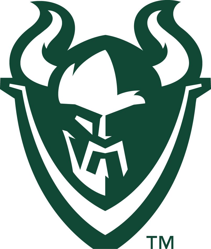 Portland State Vikings Logo Secondary Logo (2016-Pres) -  SportsLogos.Net