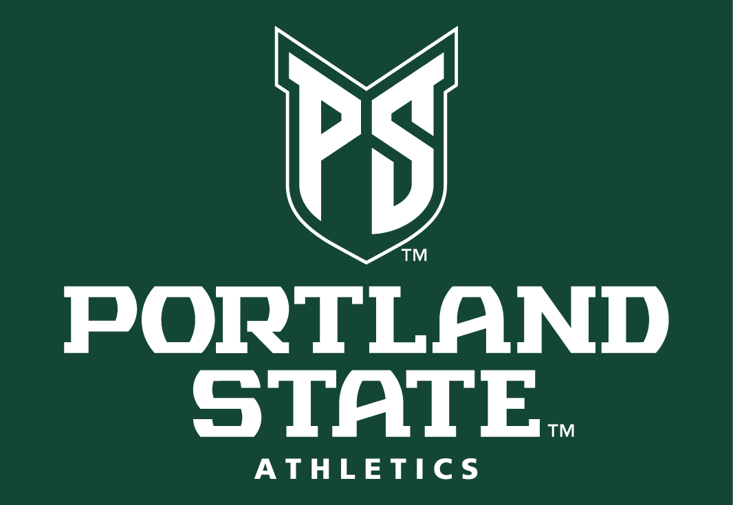 Portland State Vikings Logo Alt on Dark Logo (2016-Pres) -  SportsLogos.Net