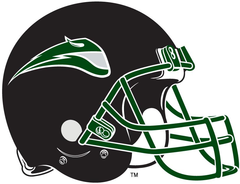 Portland State Vikings Helmet Helmet (1999-2015) -  SportsLogos.Net