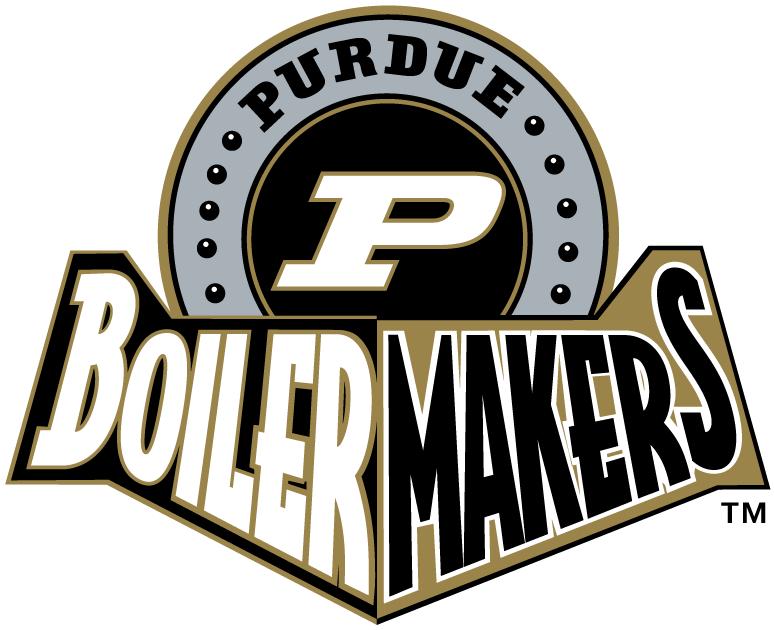 Purdue Boilermakers Logo Alternate Logo (1996-2011) -  SportsLogos.Net