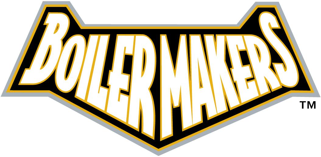 Purdue Boilermakers Logo Wordmark Logo (1996-2011) -  SportsLogos.Net